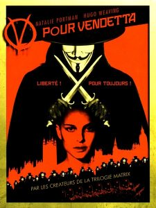 V字仇杀队--V for Vendetta