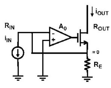 变换后gian-boost电路