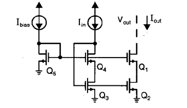 high-swing cascode current mirror