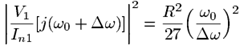 ring osc noise transfer function