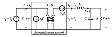 完整的buck变换器等效电路