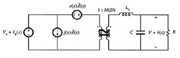 标准的开关变换器模型