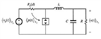 DCM buck converter等效电路