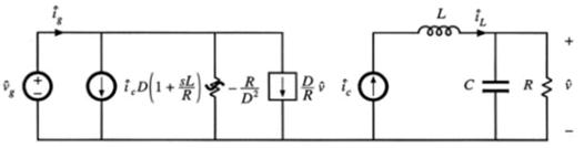 简化的电流控制模式的小信号的开关模型