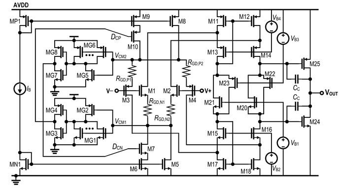 实际的放大器电路