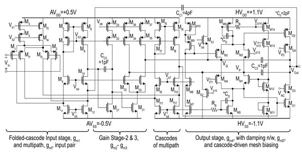 class-ab amplifier